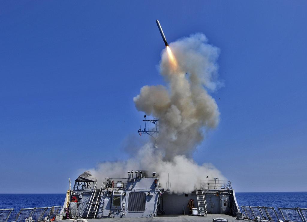 tomahawk missile photo